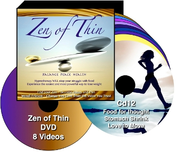 Zen of Thin Weight Loss Hypnosis